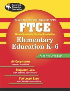 FTCE Elementary Education K-6 by Anita Price Davis ...