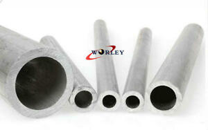 10 mm 0.39/'/' OD X 7 mm 0.275/'/' ID 6061 ALUMINUM TUBE PIPE ROUND L=12 INCH