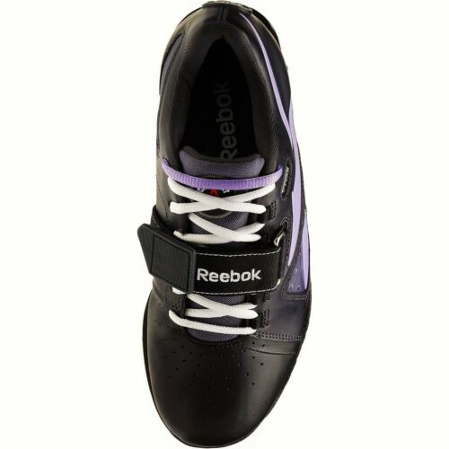 REEBOK CROSSFIT LIFTER OLY U FORM  WOMENS TRAINERS BLACK  UK SIZE 3.5-8.5