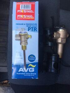 AVG HTE 55-1 Pressure and temperature relief valve 1400KPA.PTR