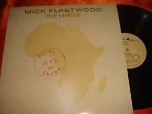 MICK-FLEETWOOD-The-Visitor-12-inch-Vinyl-LP-33rpm-Made-in-Malaysia