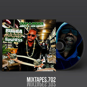 Details about Juicy J - Rubba Band Business Mixtape (Full CD/Front/Back  Artwork)
