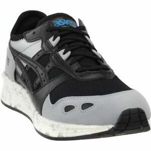 ASICS-Hypergel-Lyte-Sneakers-Casual-Sneakers-Black-Mens-Size-10-D