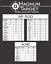 1-5sc-NRA-IHMSA-METALLIC-SILHOUETTE-Targets-4pc-Small-Bore-fusil-Knock-Off miniature 2