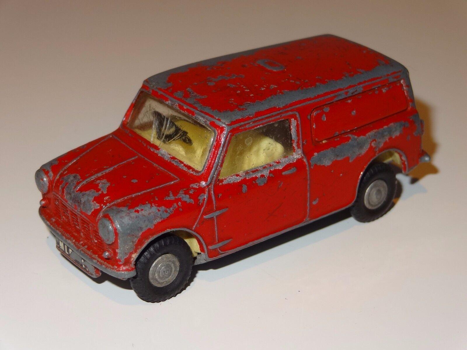 negozio online (V) TRIANG Spot on Royal Mail Mail Mail MINI VAN - 210 1  con il 60% di sconto