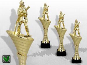 3er Pokalserie OLYMP Pokale Feuerwehr mit Gravur Feuerwehr Pokale günstig kaufen