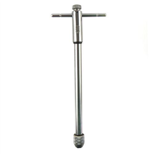 M5-M12 Long Ratchet Tap Wrench 310mm Tap /& Die Reversible T Bar Handle TE902