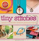 Tiny Stitches by Editors of Klutz (Mixed media product, 2015)
