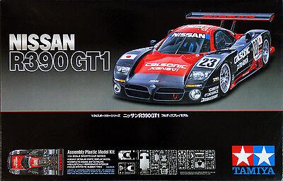 Tamiya 24192 Nissan R390 GT1 1/24 scale kit