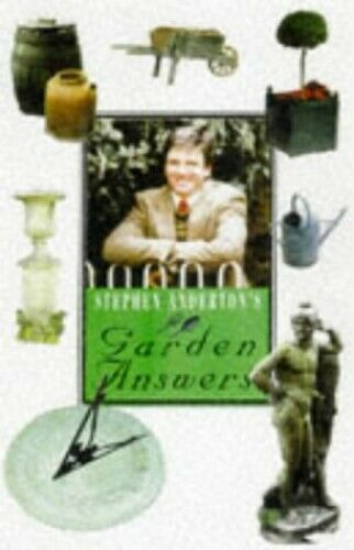 Stephen Anderton's Garden Answers by Anderton, Stephen Paperback Book The Fast