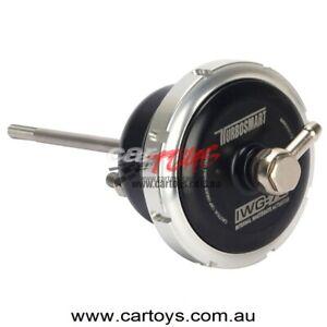 Turbosmart Turbosmart Wastegate IWG75 Uni 150mm Actuator 7psi Black TS-0681-5072