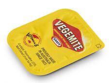 Vegemite  50 single serve portions - Australia's favourite snack
