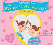 """The Princess Mirror-Belle"" Julia Donaldson (Author of The Gruffalo) - *NEW* 6CD"