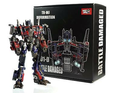 Optimus Prime  M01 2nd Gener Action Figure 31 cm Wei Jiang TRANSFORMERS