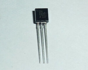 1000pcs TO-92 2N5089 NPN Amplifier Transistor