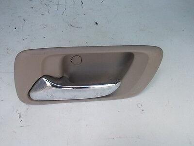 For 1999-2004 Honda Odyssey Internal Door Handle Beige Front Right Pass RH Side