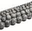 4-6-8-10mm-Lot-Bulk-Natural-Stone-Lava-Loose-Beads-DIY-Bracelet-Jewelry-Necklace thumbnail 249