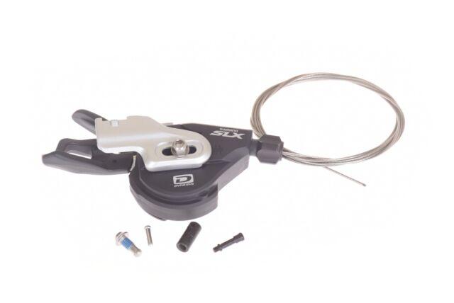 Black Shimano SLX SL-M670 Left /& Right Shifter Set Rapidfire 2x10 // 3x10