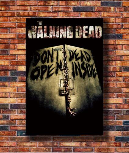T2437 30 24x36 Silk Poster THE WALKING DEAD SEASON ONE 2018 TV SERIES Art Print