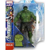 Marvel Select Avengers Movie Hulk 7in Action Figure Diamond Select Toys on sale