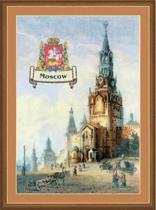 Riolis-0064PT-Moscow-Counted-Background-pre-Printed