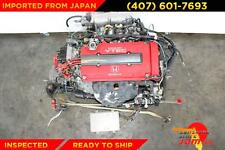 1996 1997 JDM B18C Integra Type R 1.8L VTEC Engine Motor ITR DC2 ECU