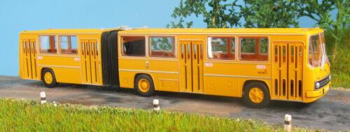 Brekina MCZ 03-269 Ikarus 280.02 Gelenkbus BVB Berlin Ost Sondermodell 1 87