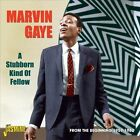 A Stubborn Kind of Fellow: From the Beginning 1957-1962 by Marvin Gaye (CD, Jul-2013, Jasmine)