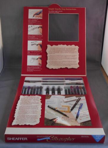 Sheaffer Vintage No-nonsense Boxed Calligrapher Set-CHRISTMAS SPECIAL