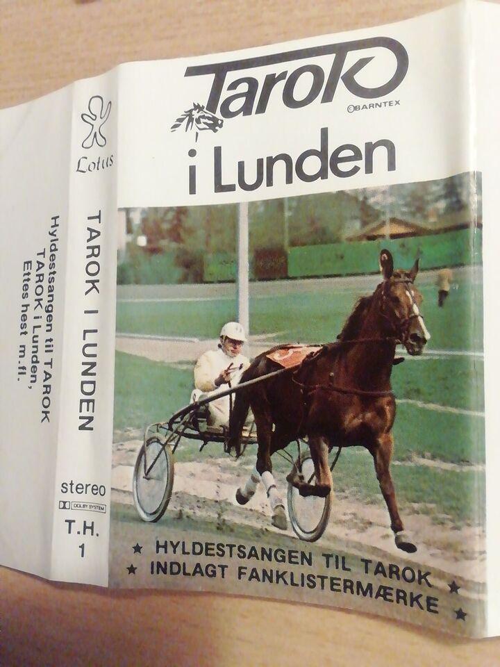 Bånd, Tarok i Lunden, Hyldest sangen til Hesten Tarok