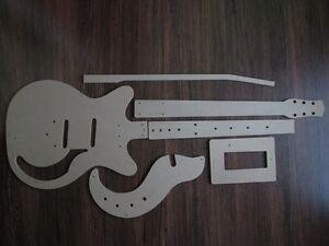Dano-039-59-Gitarre-Schablone-templates-Gitarrenbau