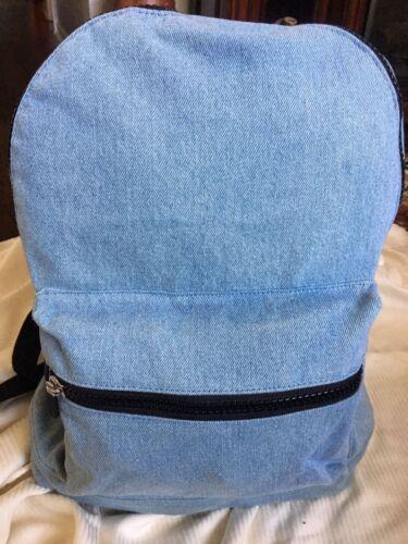 Pink Victoria's Rugzak Bookbag Secret Denim Lichtgewicht Canvas School Campus 0wO8PkXn