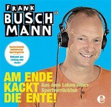 FRANK BUSCHMANN - AM ENDE KACKT DIE ENTE 4 CD NEU