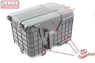 Perfect 3pcs Trim/Cover VW Original Battery Tray Fits Audi/ Volkswagen/ SKODA
