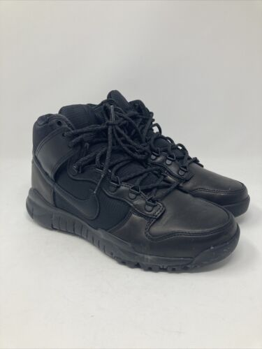 Nike SB Dunk High Boots Fashion Sneakers, 9.5 US,