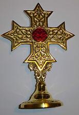 Altarkreuz Koptisch Kreuz Standkreuz Tischkreuz Coptic Cross Croix orthodox