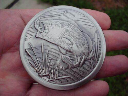 "NEW//UNUSED COPENHAGEN LID FISH DESIGN NICE /""GOLD/"" COLOR"