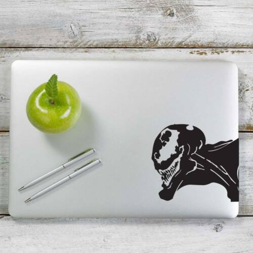 Laptop and More # 969 Venom Spiderman Decal Sticker for Car Window