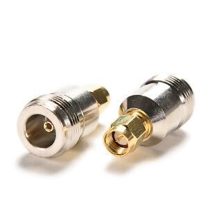 Adaptateur-d-039-antenne-WIFI-SMA-male-vers-N-connecteur-femelle-coaxial-RF-droitFE
