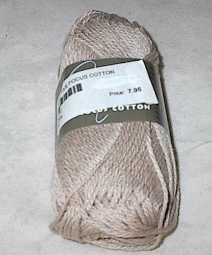 Nashua Creative Focus 100/% Cotton Yarn Color Choice Loom Knit Crochet Free Ship