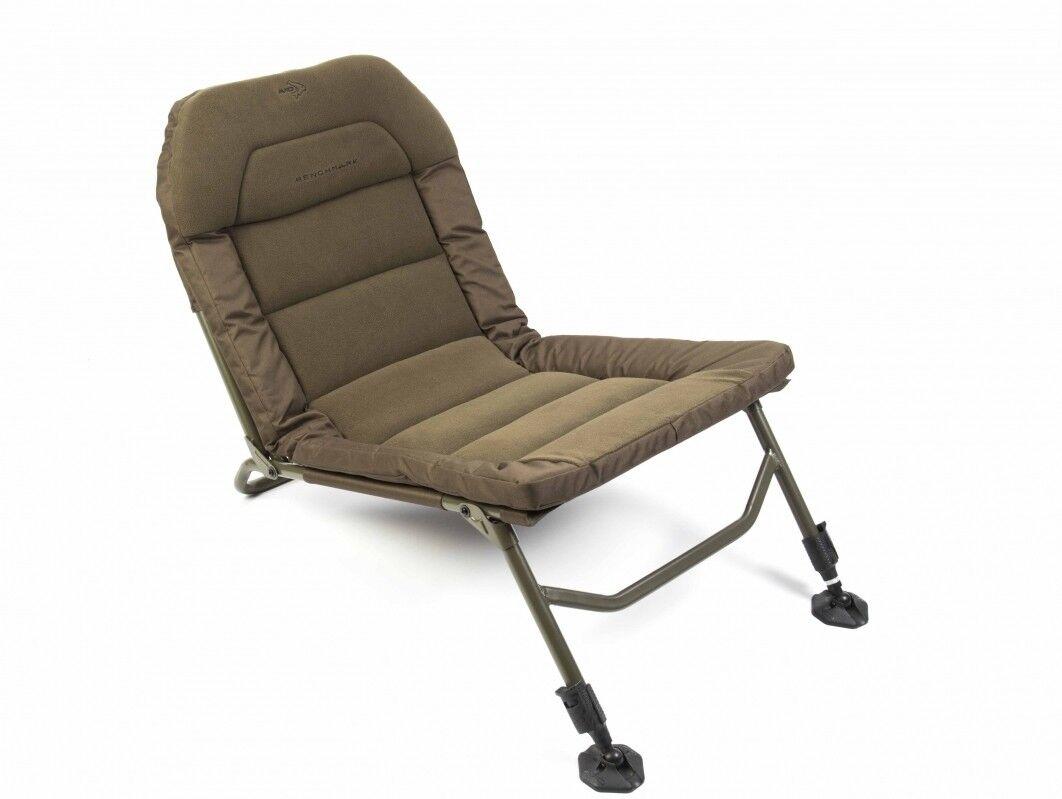 Avid Carp benchmark de espuma de memoria silla Multi Nuevo Pesca De Carpa Silla