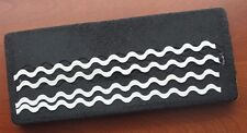 Accucut wood/steel interlocking border zig zag BR450LC