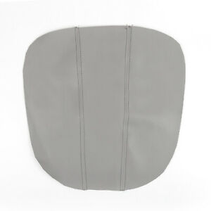 LeatherCar-Armlehne-Mittelarmlehne-Lid-Cover-Pad-Fuer-Volvo-S80-1999-2006-Gray-A3