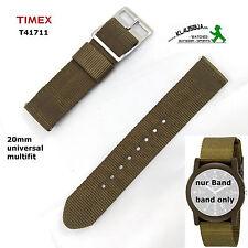 TIMEX Ersatzarmband T41711 EXPEDITION Camper - 20mm - universal - multifit