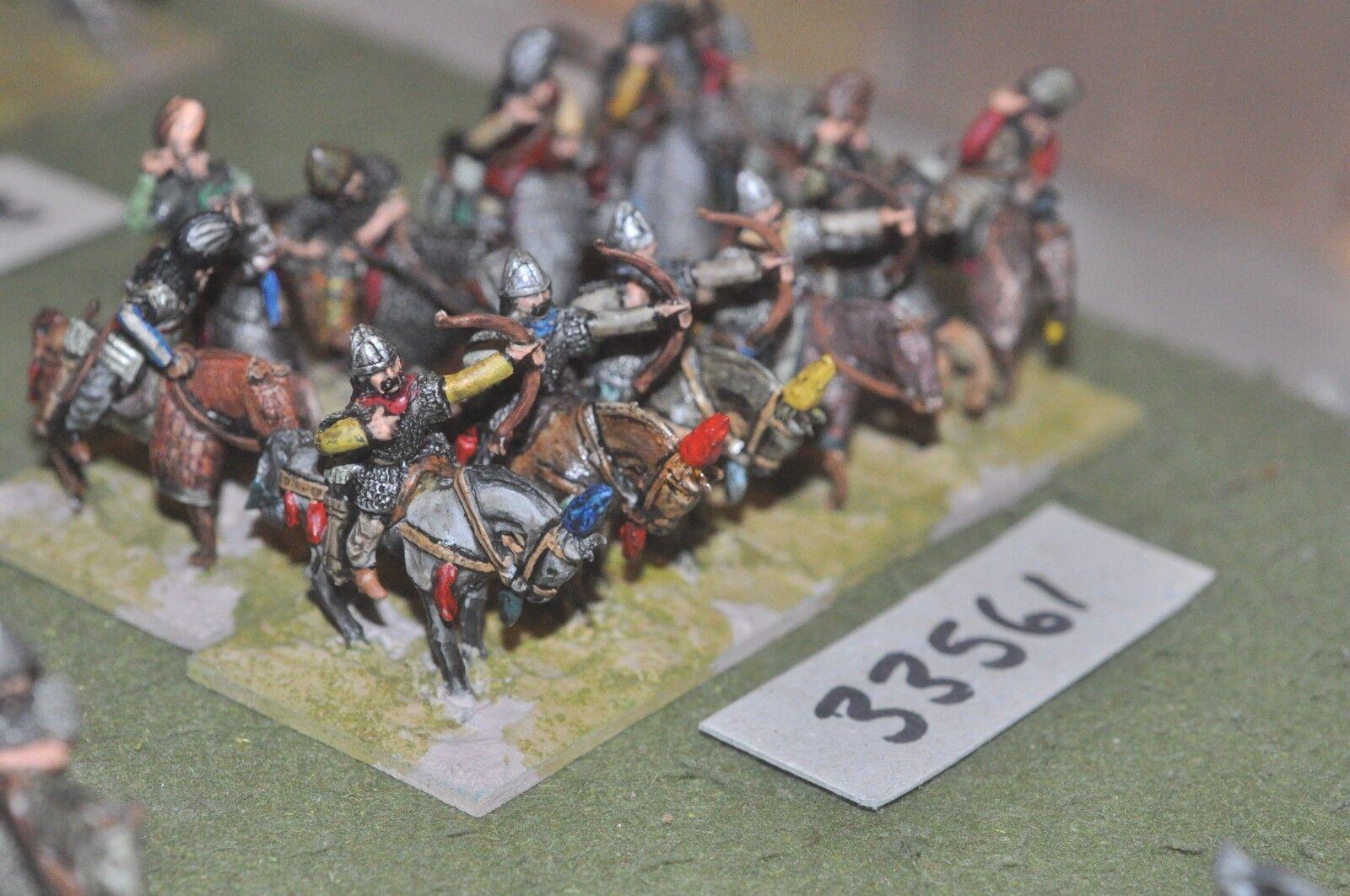25mm roman era   sarmatian sarmatian sarmatian - heavy 12 figures - cav (33561) 742681