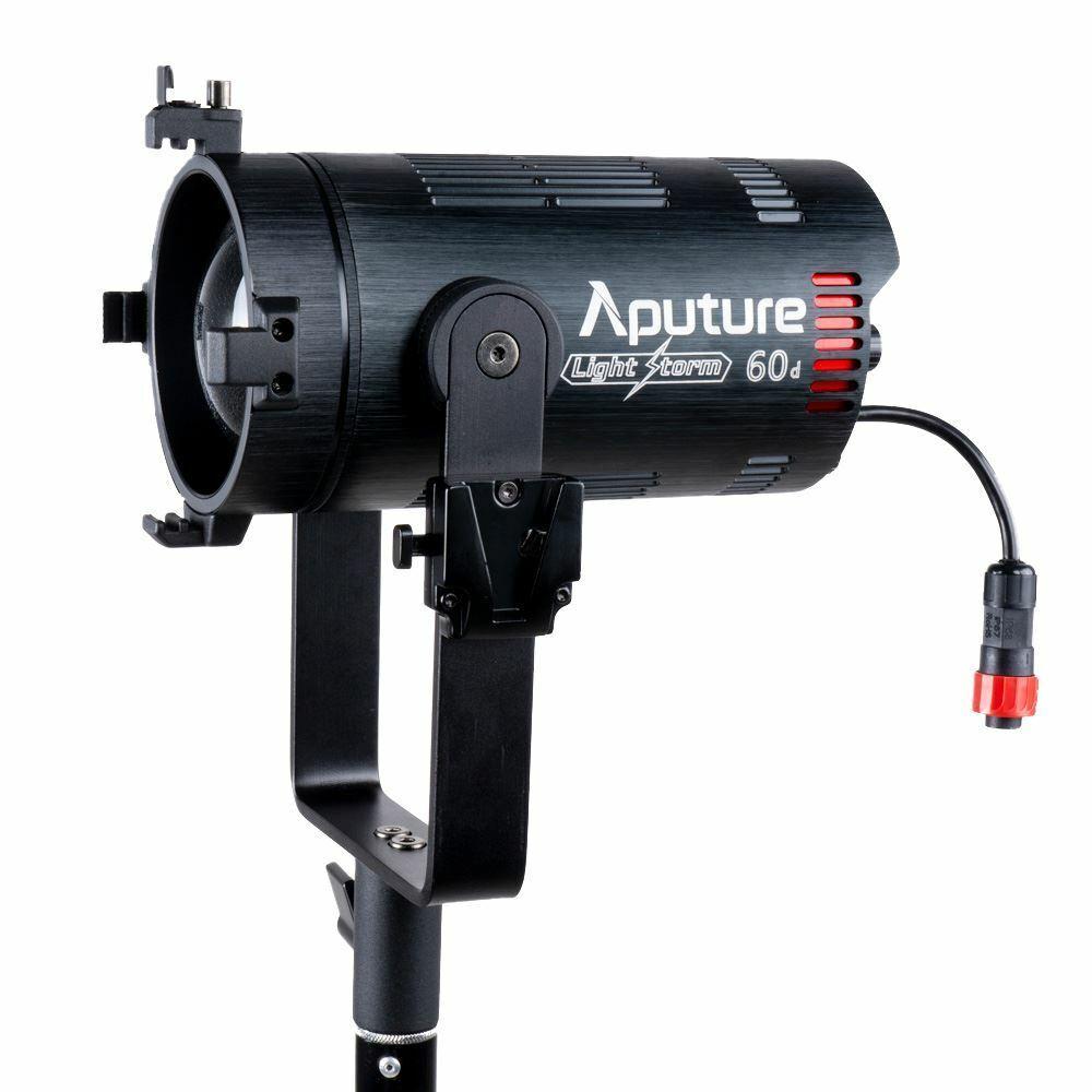 Aputure LS 60D Daylight 5600K Water Resistant Adjustable Focusing LED Light