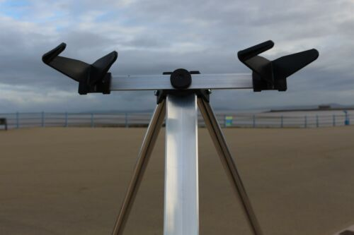 Gerry/'s 6ft Double Head /& Cup Tripod