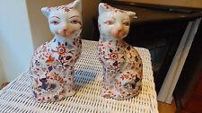 japanese imari cats
