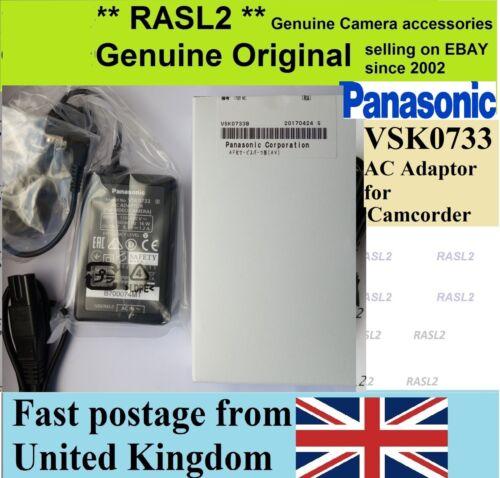 PANASONIC Original Adaptador VSK0733 HC-X920 X900 X800 HDC-SD 900 800 HS TM