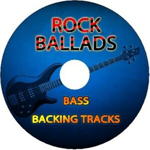 ROCK-BALLADS-BASS-GUITAR-BACKING-TRACKS-CD-JAM-PLAY-ALONG-MUSIC-BEST-OF-GREATEST